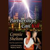 Partnerships Can Kill Audiobook, by Connie Shelton