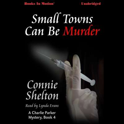 Small Towns Can Be Murder Audiobook, by Connie Shelton