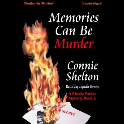 Memories Can Be Murder Audiobook, by Connie Shelton