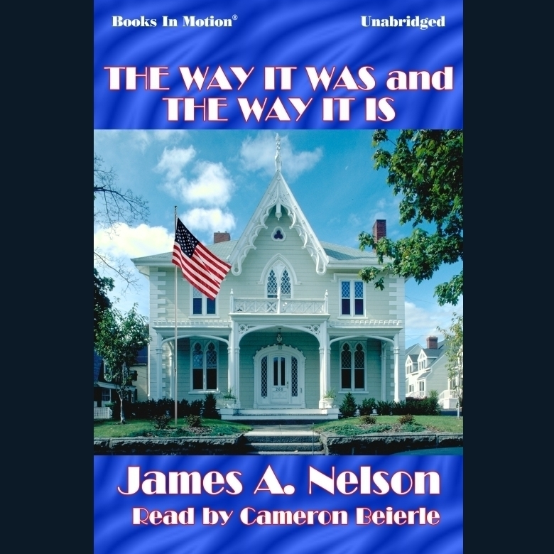 Printable The Way It Was And The Way It Is Audiobook Cover Art