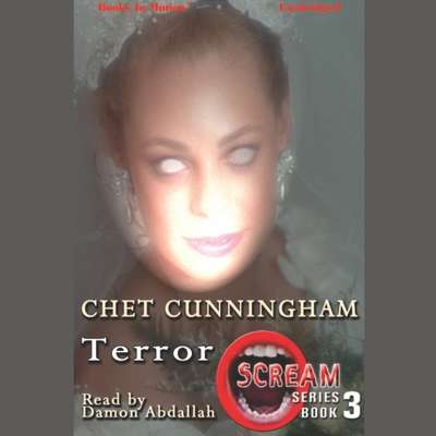 Terror Audiobook, by Chet Cunningham