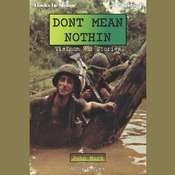 Dont Mean Nothin Audiobook, by John Mort