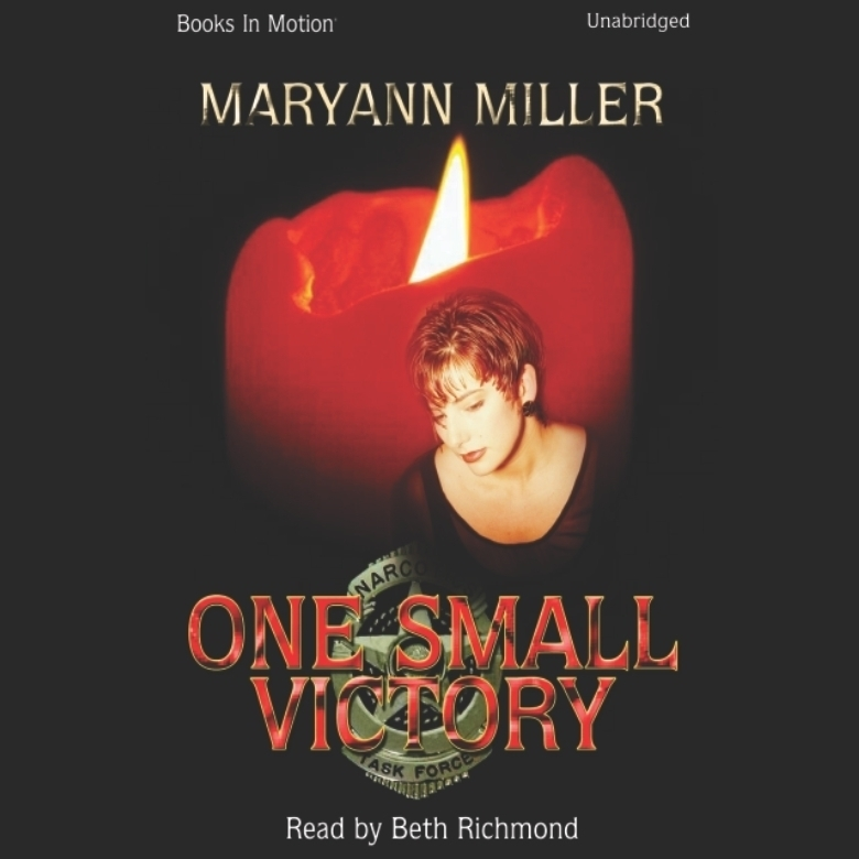 Printable One Small Victory Audiobook Cover Art