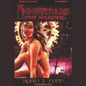 Immortals: The Haunting Audiobook, by Robin T. Popp