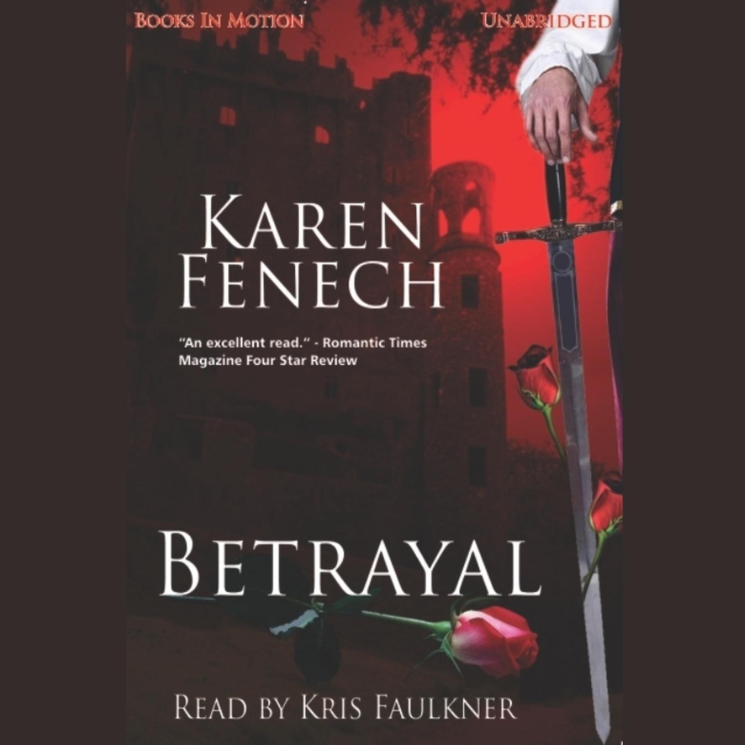 Betrayal Audiobook, by Karen Fenech