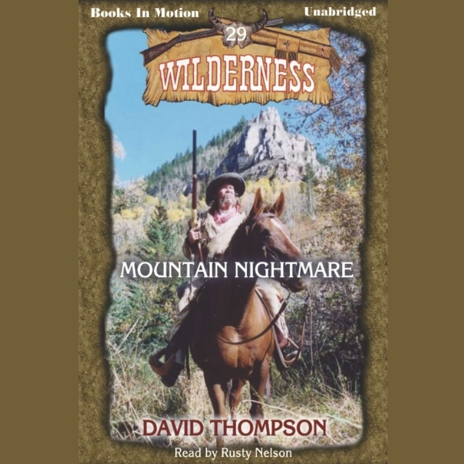 Mountain Nightmare Audiobook, by David Thompson