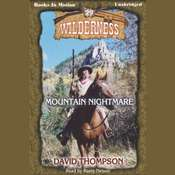 Mountain Nightmare Audiobook, by David Thompson