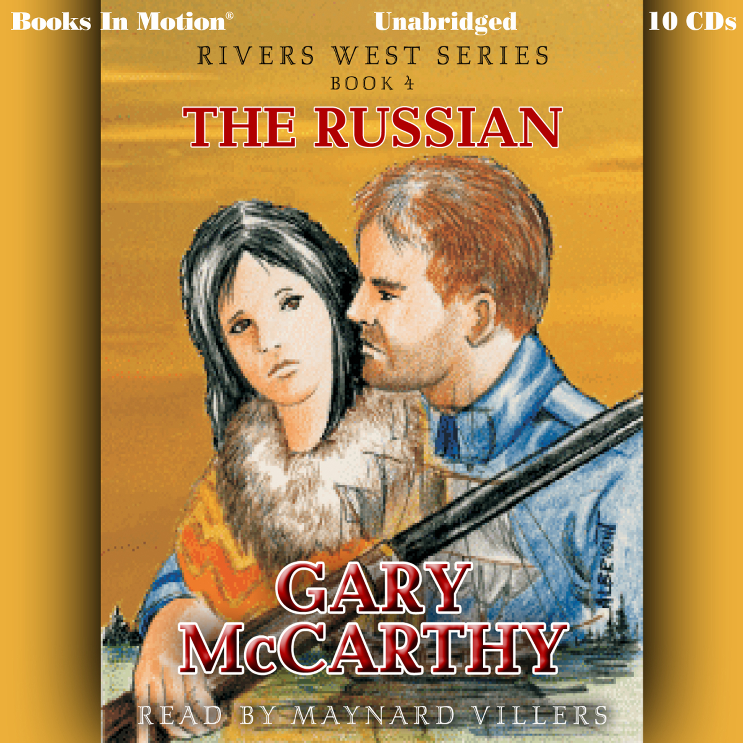Printable The Russian River Audiobook Cover Art