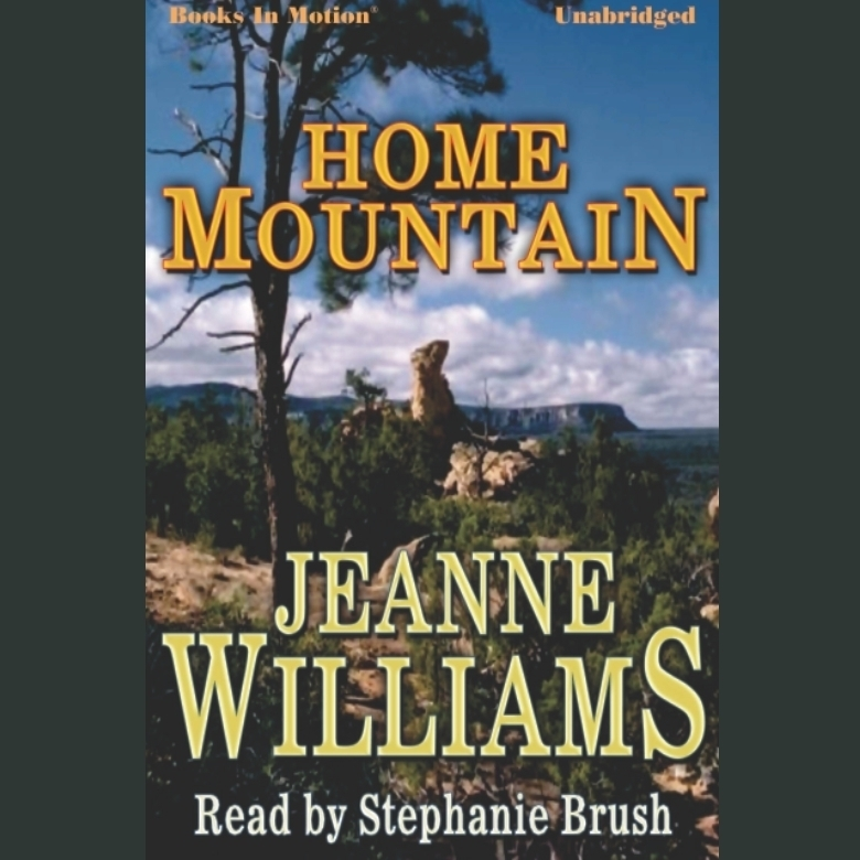 Printable Home Mountain Audiobook Cover Art