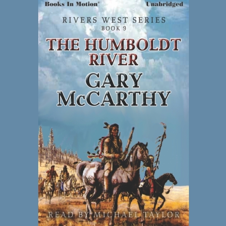 Printable The Humboldt River Audiobook Cover Art