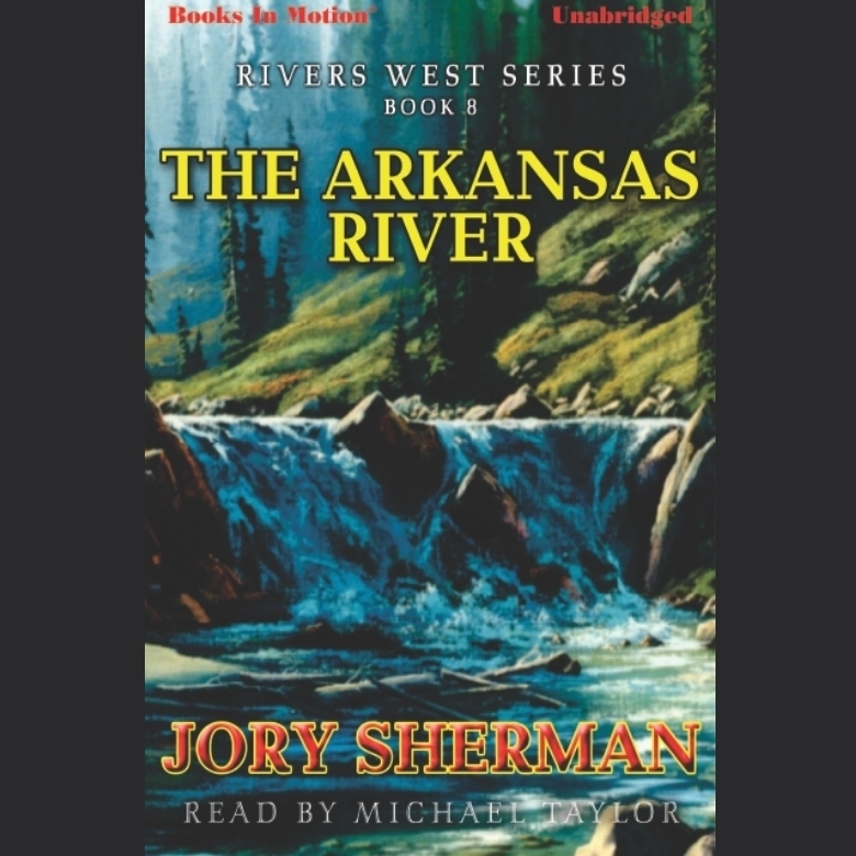 Printable The Arkansas River Audiobook Cover Art