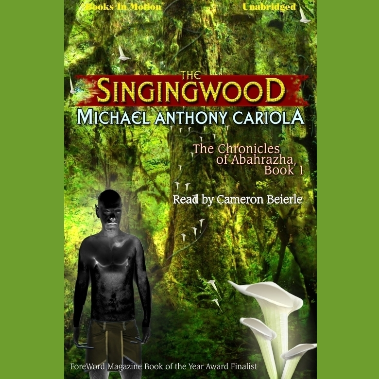 Printable The Singingwood Audiobook Cover Art