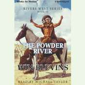 The Powder River Audiobook, by Win Blevins