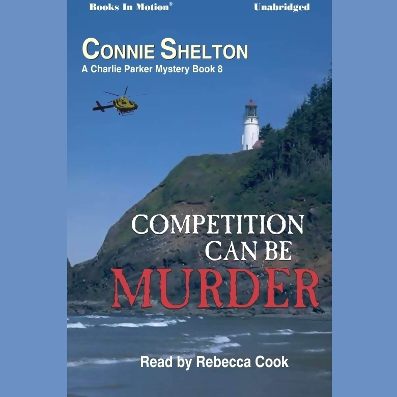 Printable Competition Can Be Murder Audiobook Cover Art
