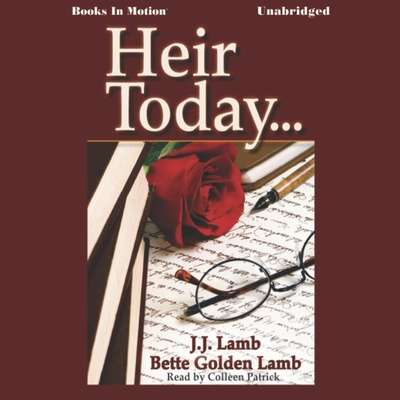 Heir Today Audiobook, by JJ Lamb