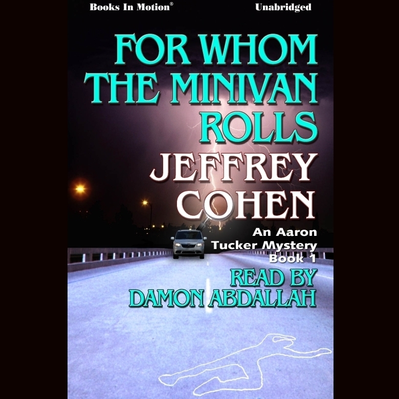 Printable For Whom the Minivan Rolls Audiobook Cover Art