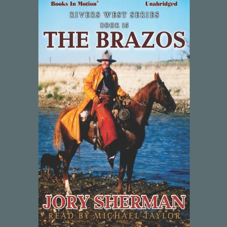 Printable The Brazos Audiobook Cover Art