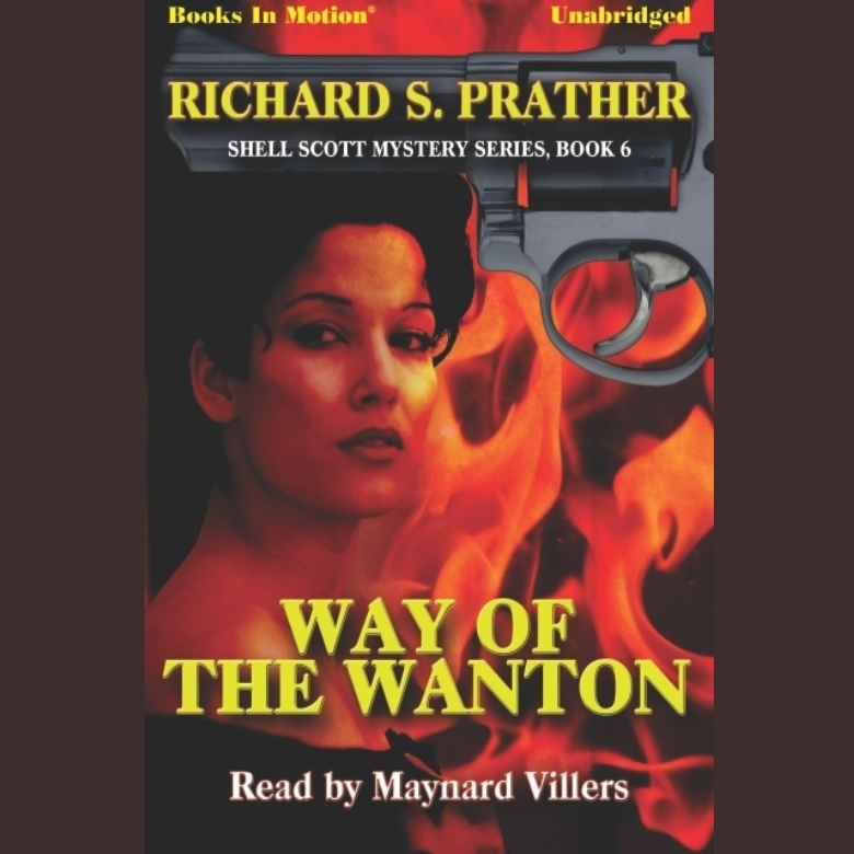 Printable Way of The Wanton Audiobook Cover Art