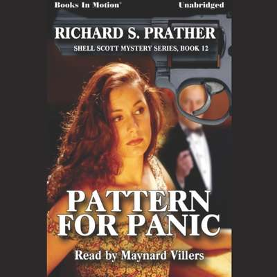 Pattern for Panic Audiobook, by Richard Prather