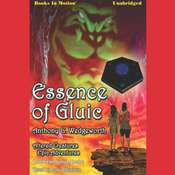 Essence of Gluic Audiobook, by Anthony G. Wedgeworth