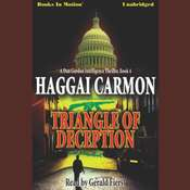 Triangle of Deception Audiobook, by Haggai Carmon