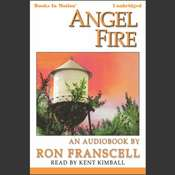 Angel Fire Audiobook, by Ron Franscell