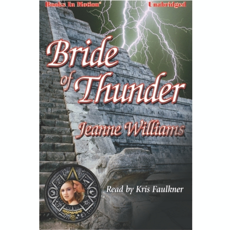 Printable Bride of Thunder Audiobook Cover Art