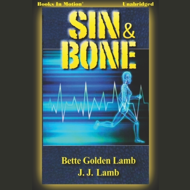 Printable Sin and Bone Audiobook Cover Art