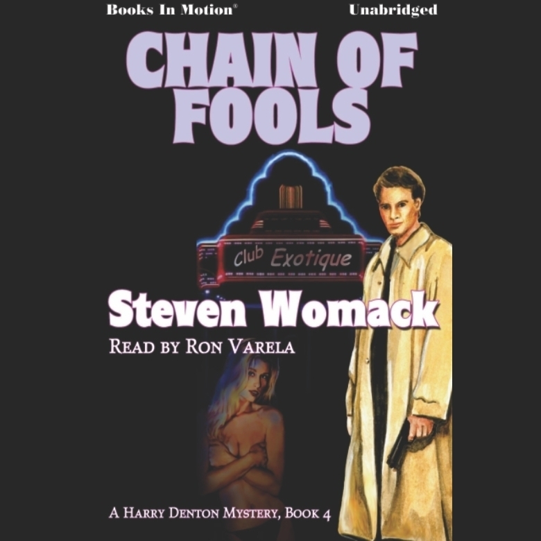 Printable Chain of Fools Audiobook Cover Art