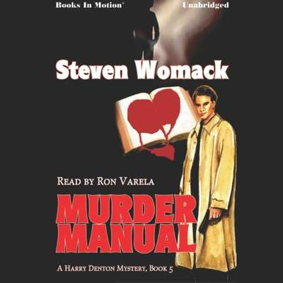 Murder Manual Audiobook, by Steven Womack