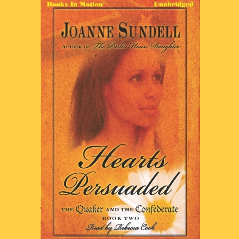 Printable Hearts Persuaded Audiobook Cover Art