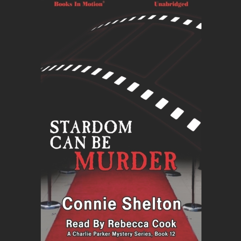 Printable Stardom Can Be Murder Audiobook Cover Art