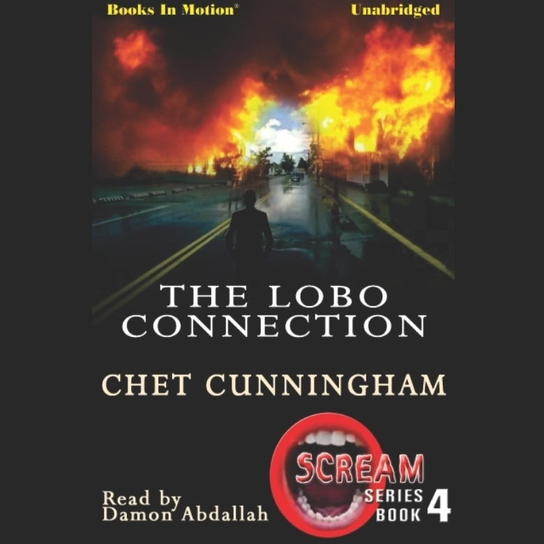 Printable The Lobo Connection Audiobook Cover Art