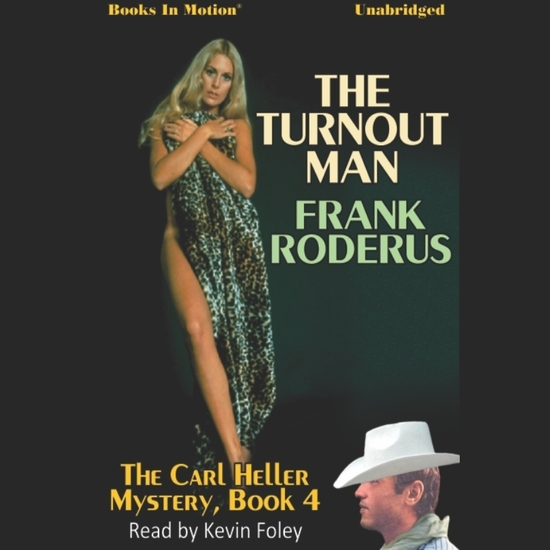 Printable The Turnout Man Audiobook Cover Art