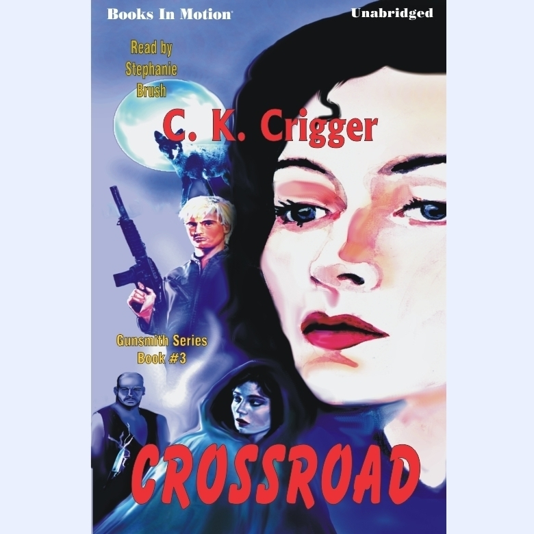 Printable Crossroad Audiobook Cover Art