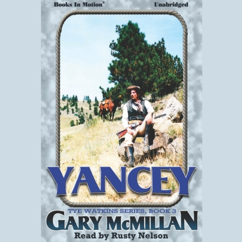 Printable Yancey Audiobook Cover Art