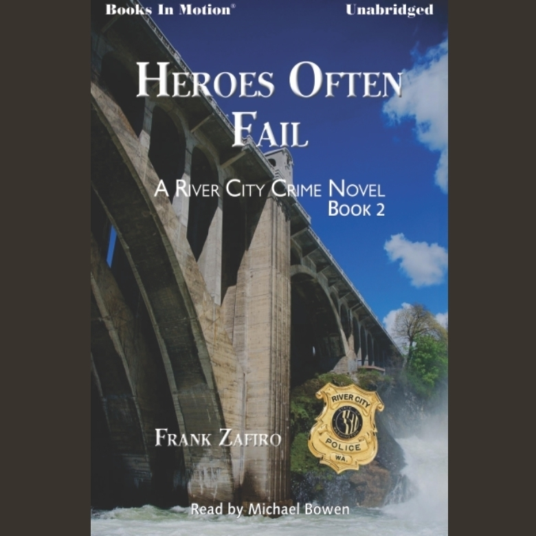 Printable Heroes Often Fail Audiobook Cover Art