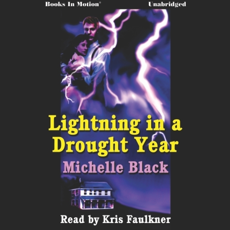 Printable Lightning In A Drought Year Audiobook Cover Art