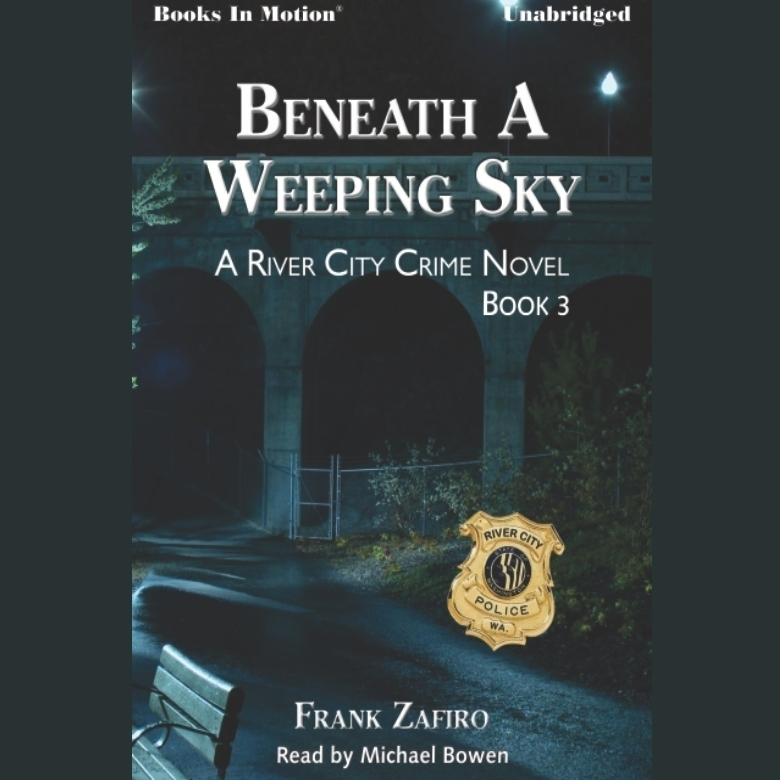 Printable Beneath a Weeping Sky Audiobook Cover Art