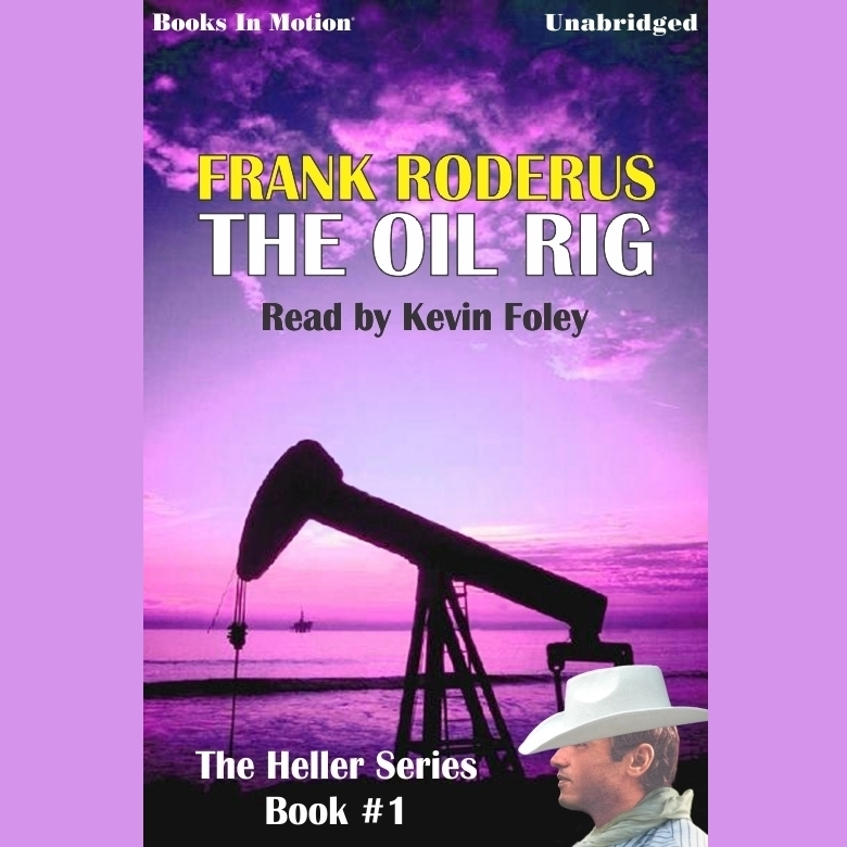 Printable The Oil Rig Audiobook Cover Art