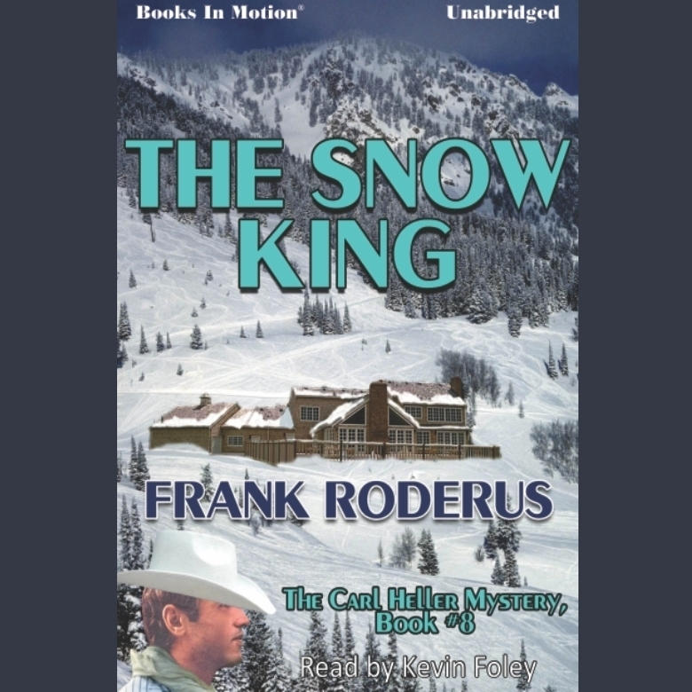 Printable The Snow King Audiobook Cover Art