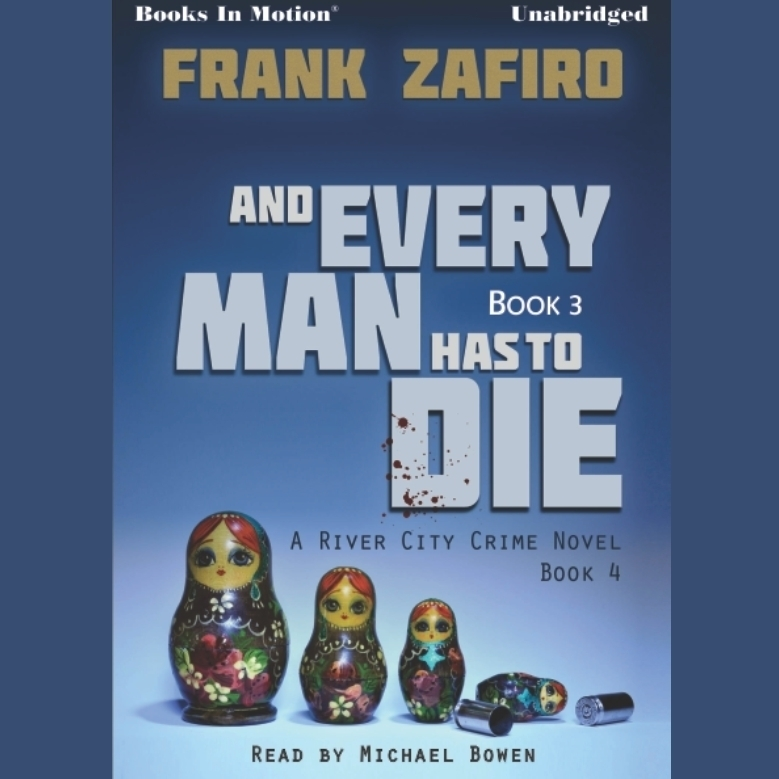 Printable And Every Man Has To Die Audiobook Cover Art
