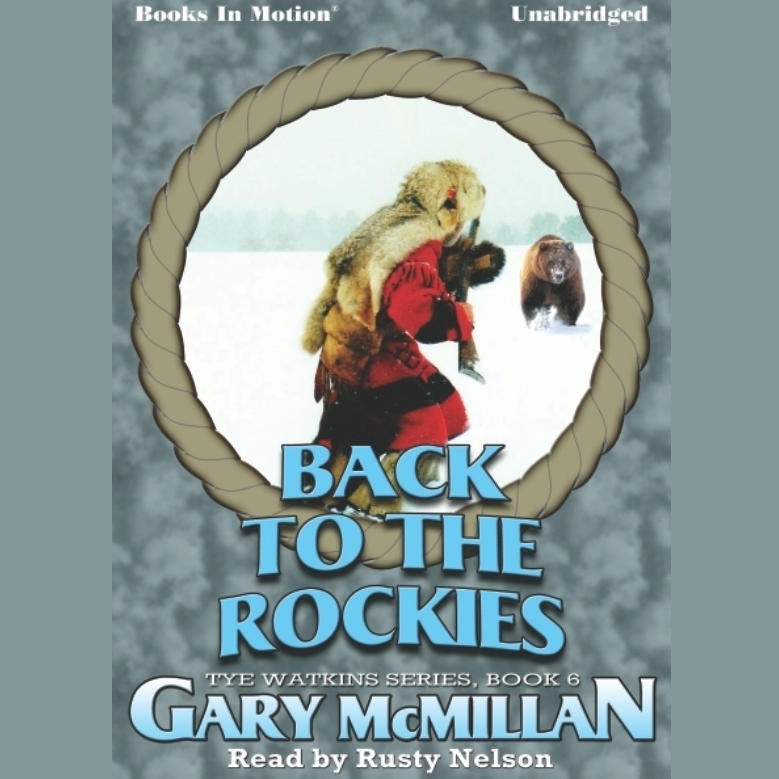 Printable Back To The Rockies Audiobook Cover Art