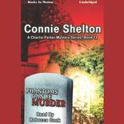 Phantoms Can Be Murder Audiobook, by Connie Shelton