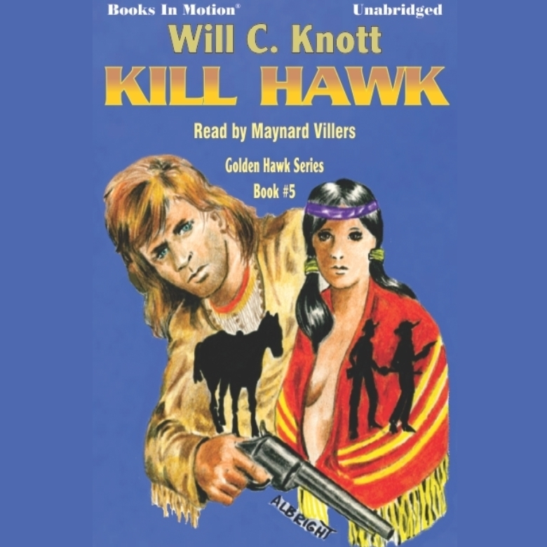 Printable Kill Hawk Audiobook Cover Art