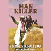 Man Killer Audiobook, by Tom Nichols