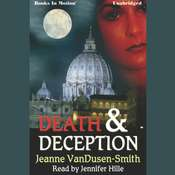 Death and Deception Audiobook, by Jeanne Van Dusen-Smith