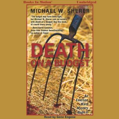 Death on a Budget Audiobook, by Michael W. Sherer