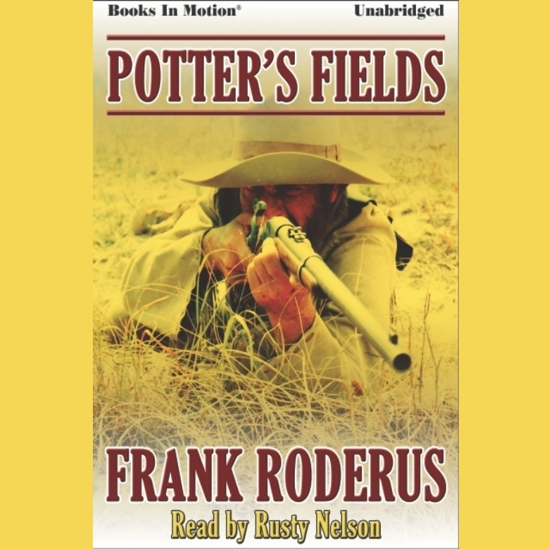 Printable Potter's Fields Audiobook Cover Art
