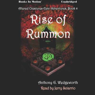 Rise Of Rummon Audiobook, by Anthony G. Wedgeworth